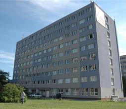 Ubytovňa Košice 15
